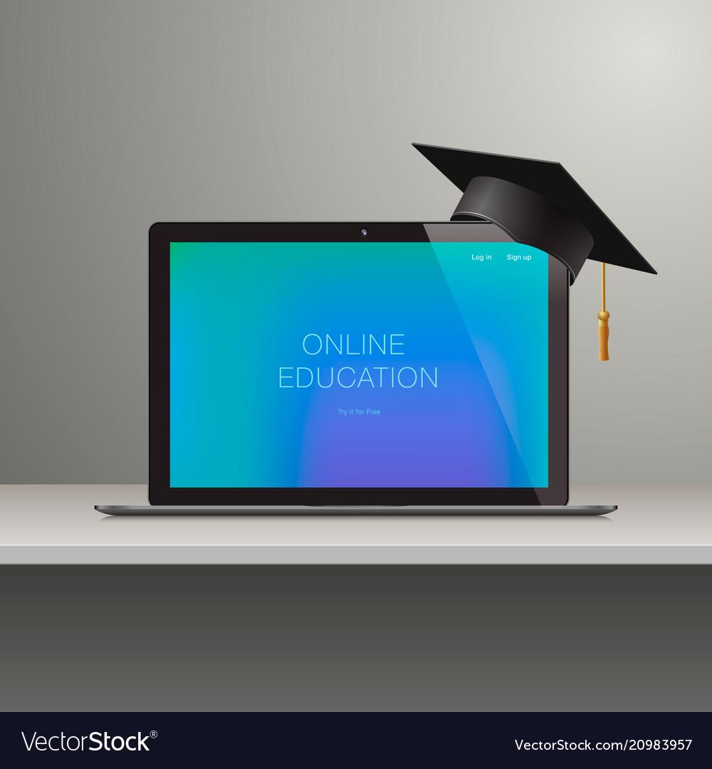 Online learning webinar online education