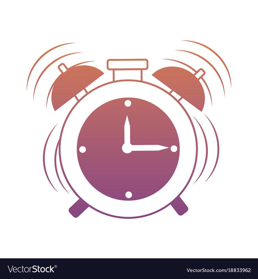 Звонящий будильник картинка