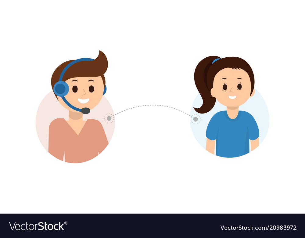 Customer online technical support