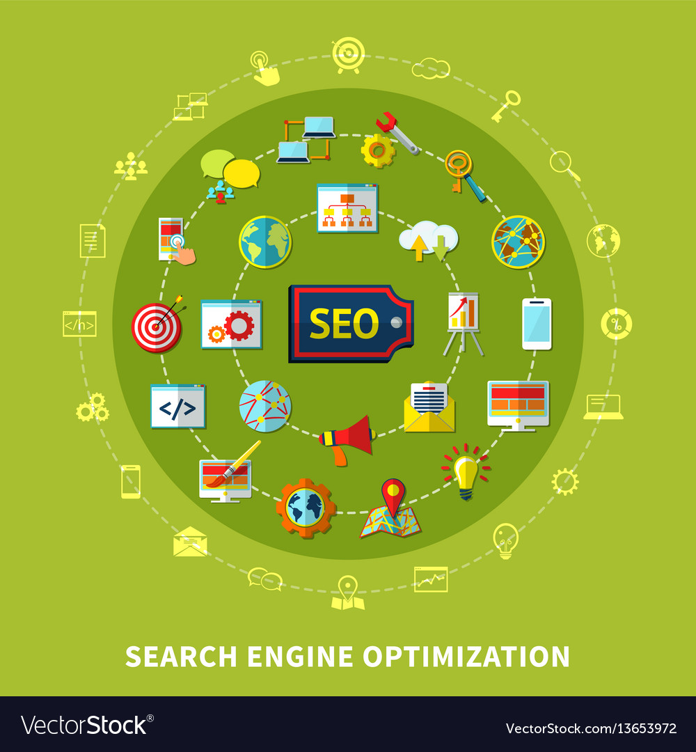 Search engine round composition