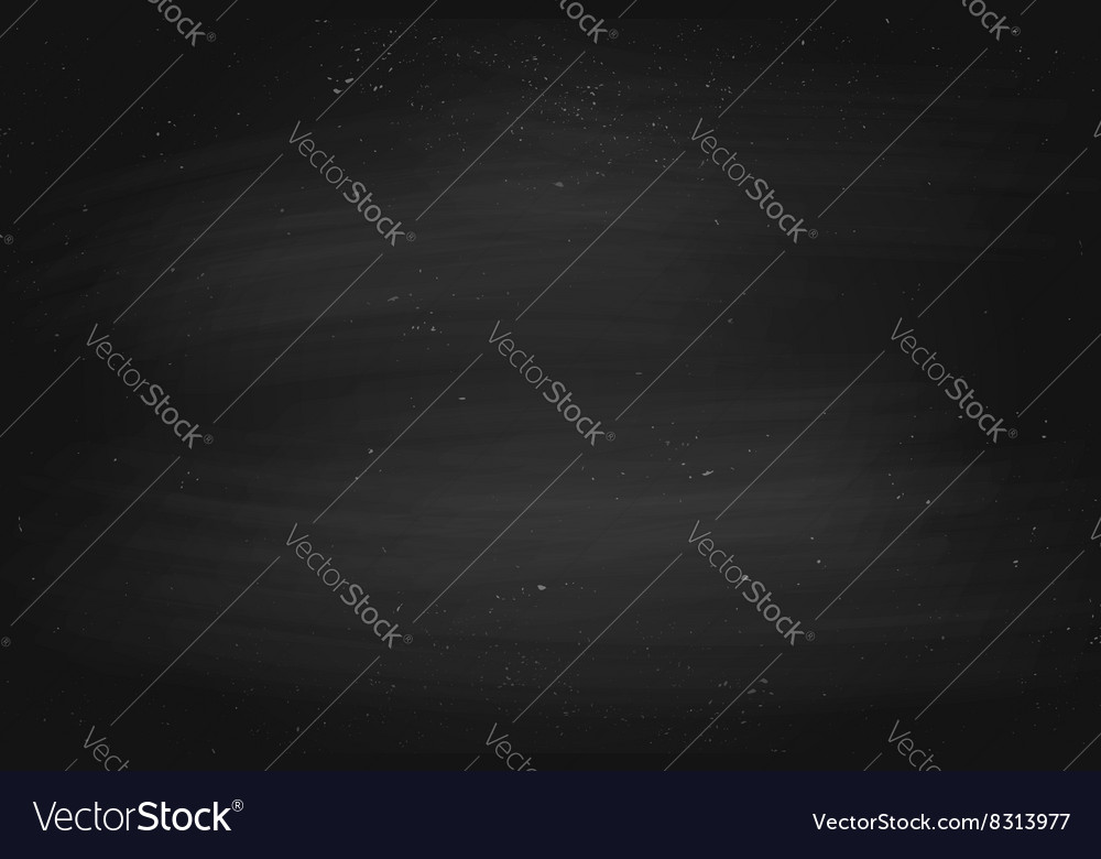 Black empty chalkboard background surface and