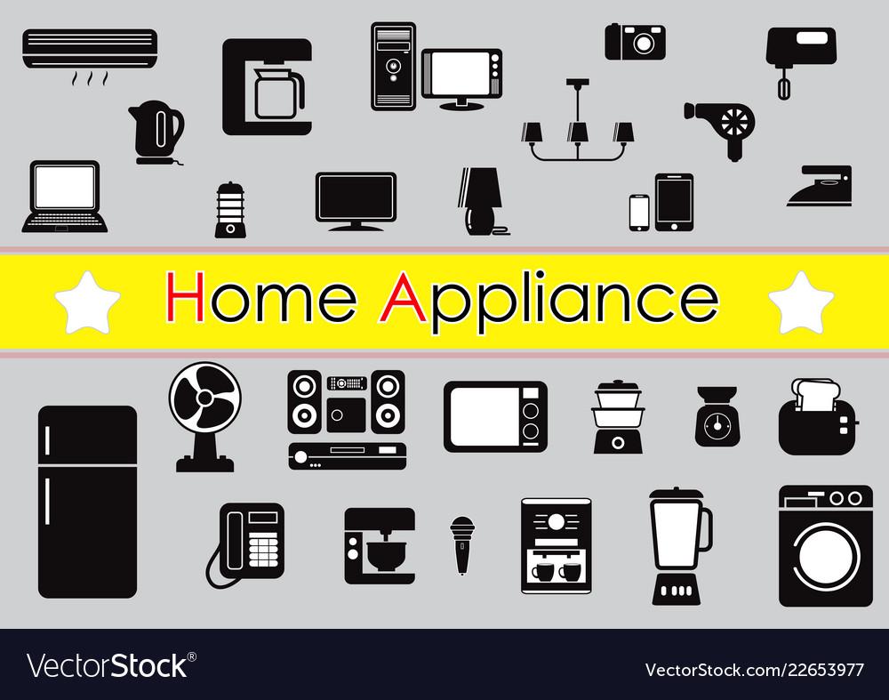 Set home appliance