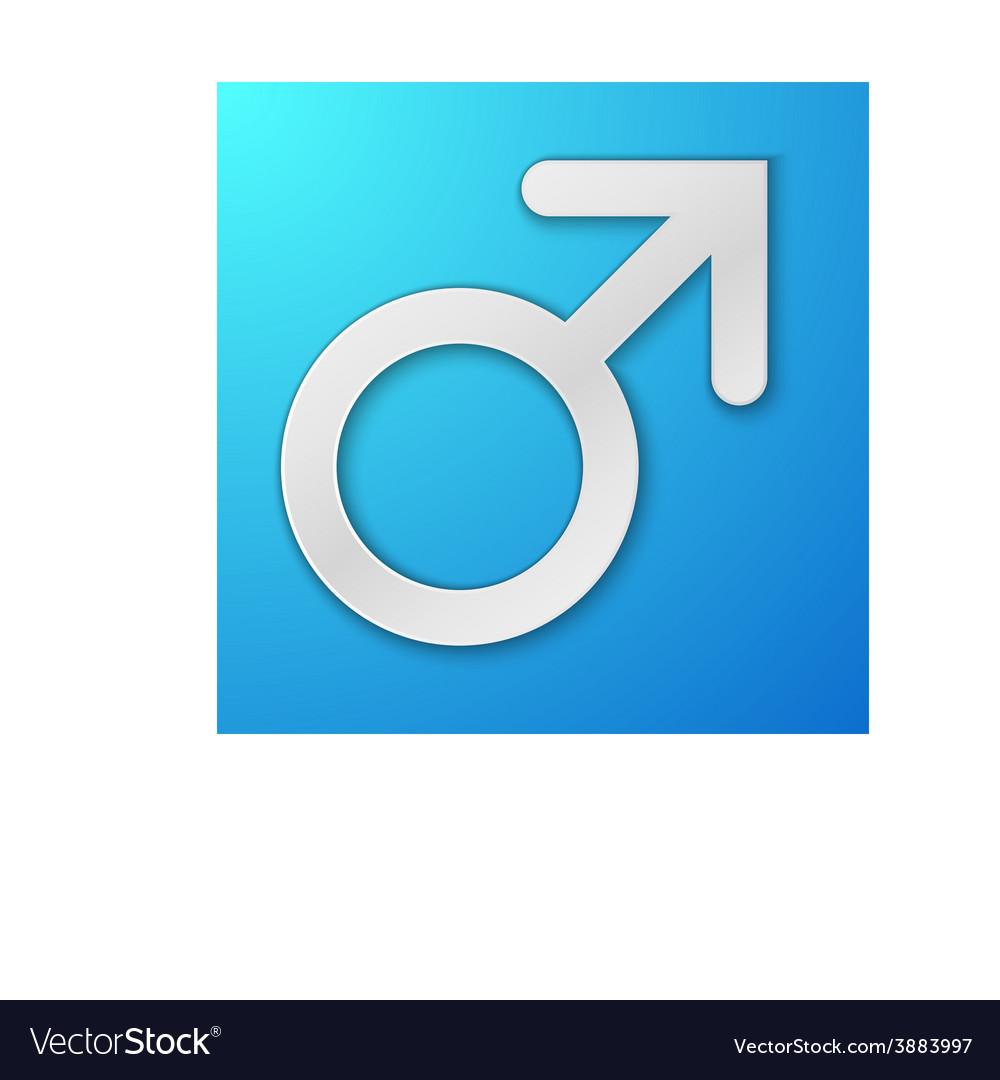 Male symbol Mars