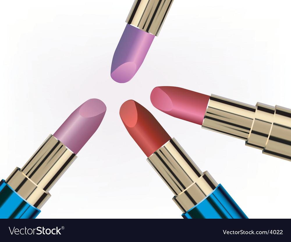 Glossy lipsticks