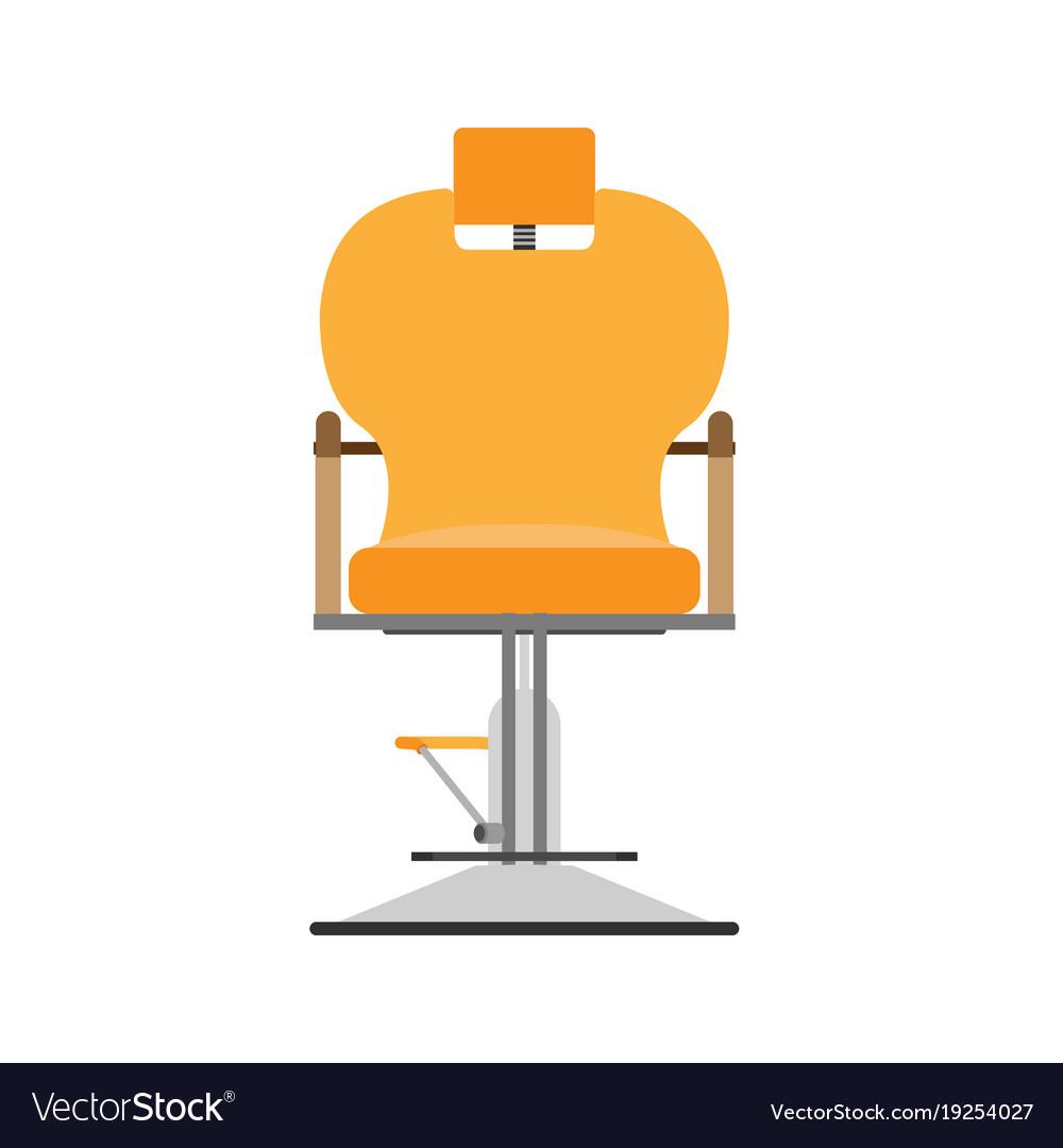 Barber chair hair salon hairdresser shop design