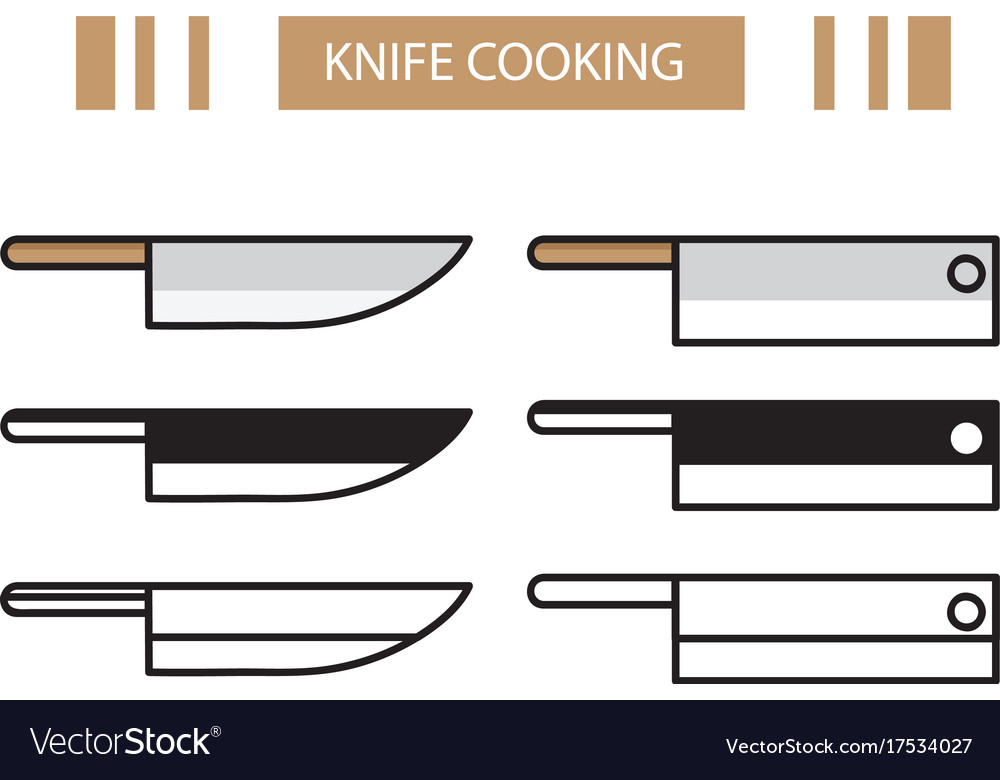 Knife cooking