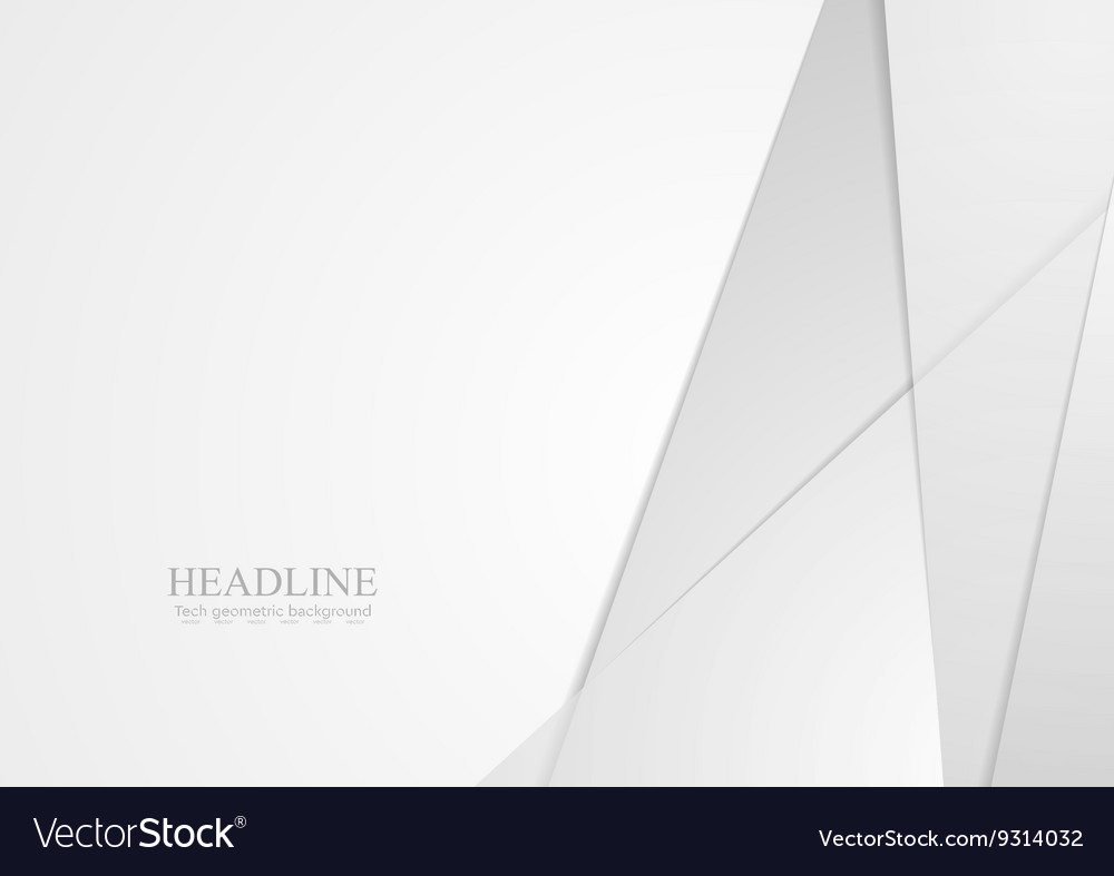 Light grey abstract material corporate background