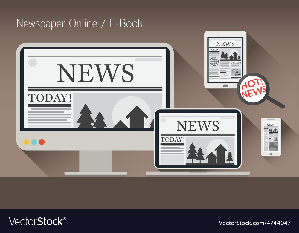 Computer News and Newspaper E-Book