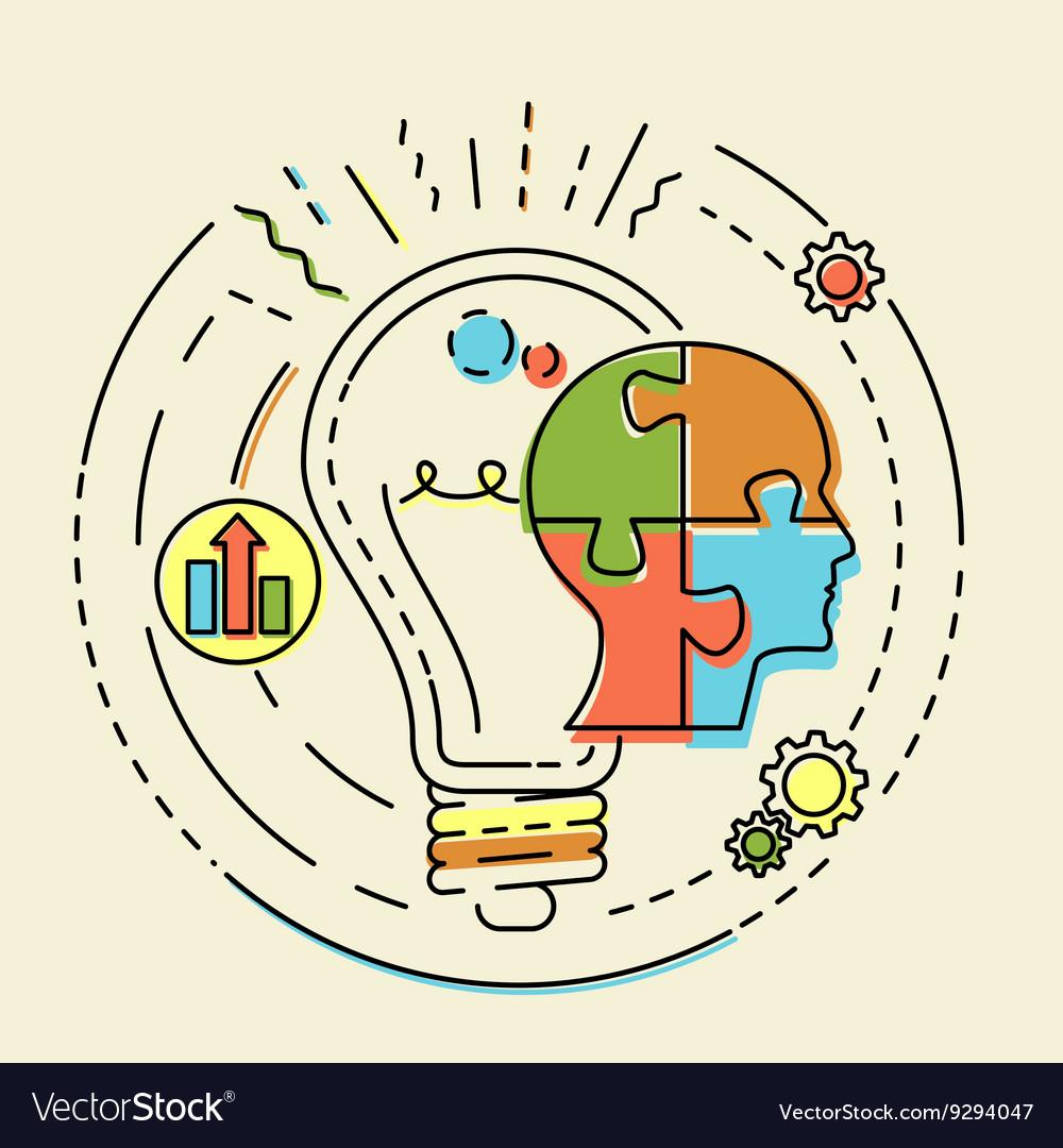 Concept business idea