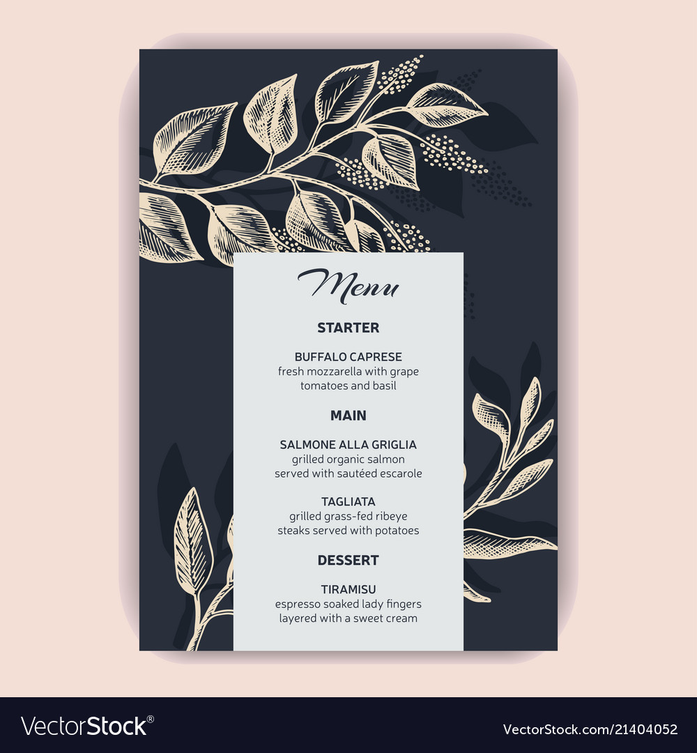 Card for wedding invitation with