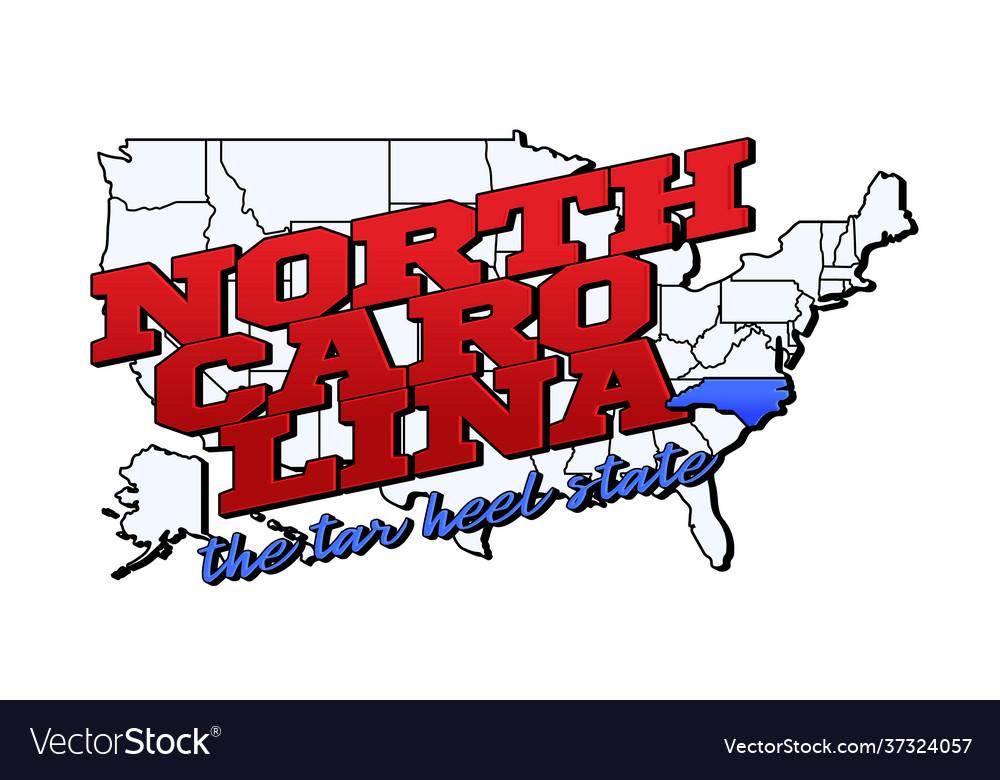 North carolina state with us carolina state