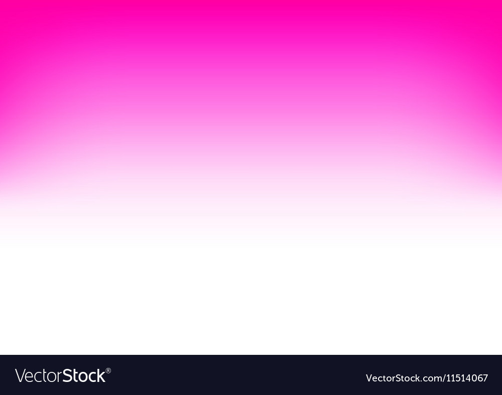 White Cosmic Pink Gradient Background