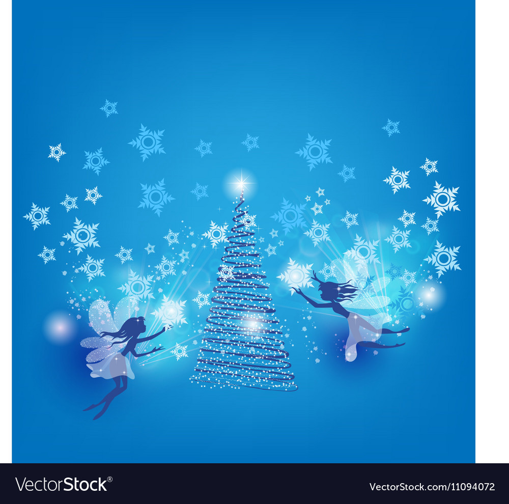 Christmas with the fairies