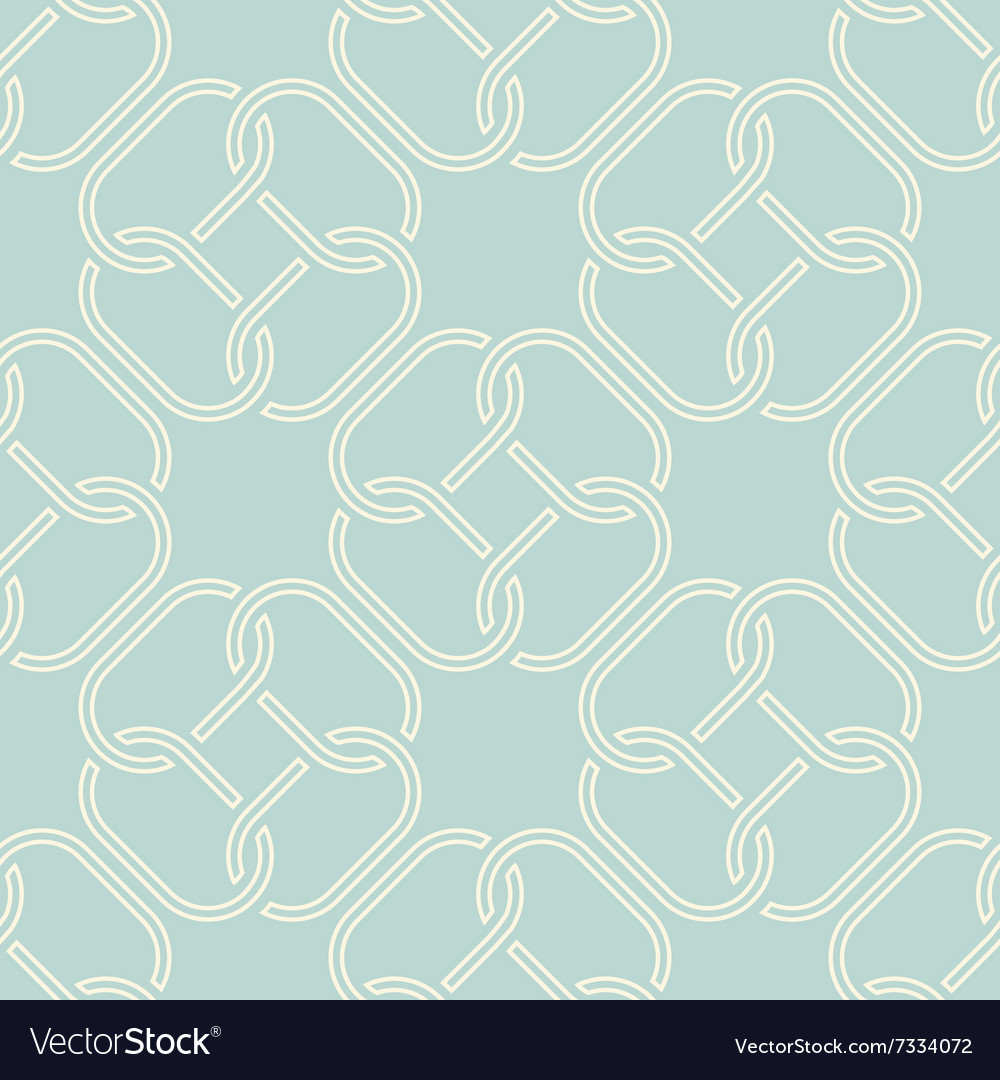 Retro abstract vintage seamless pattern