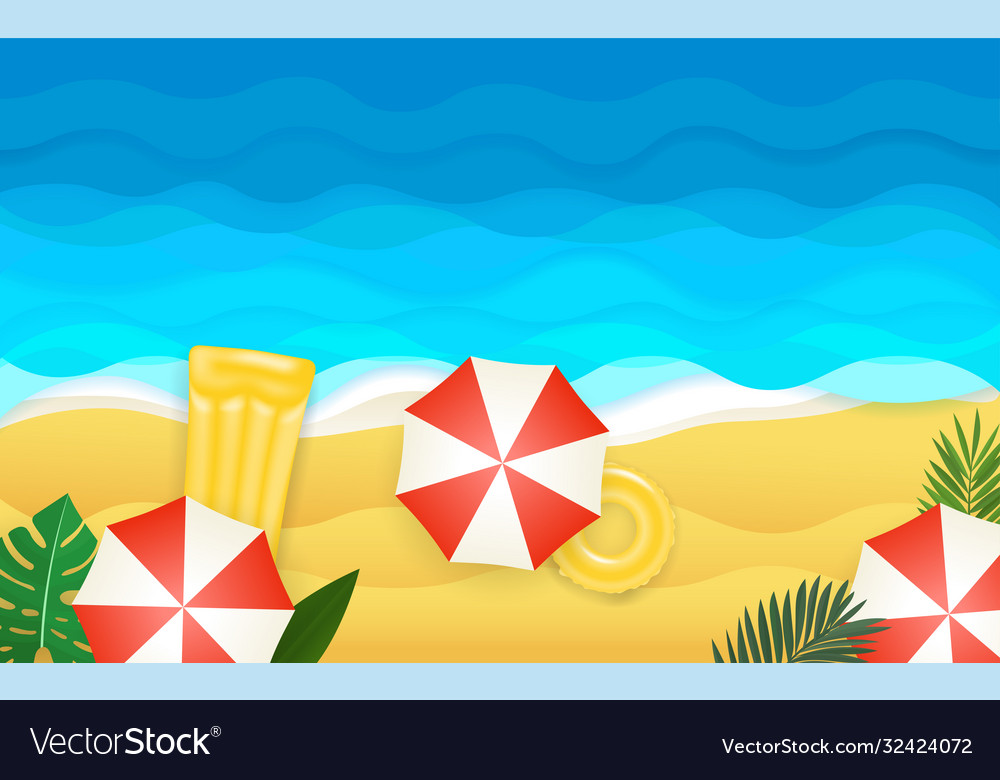 Seaside tropical