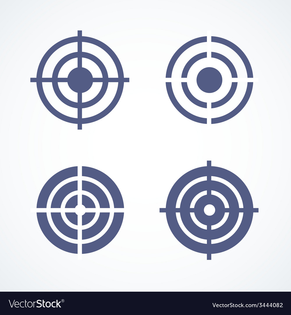Set of simple abstract targets