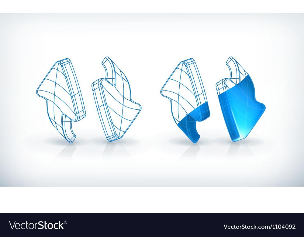 Drawing arrows