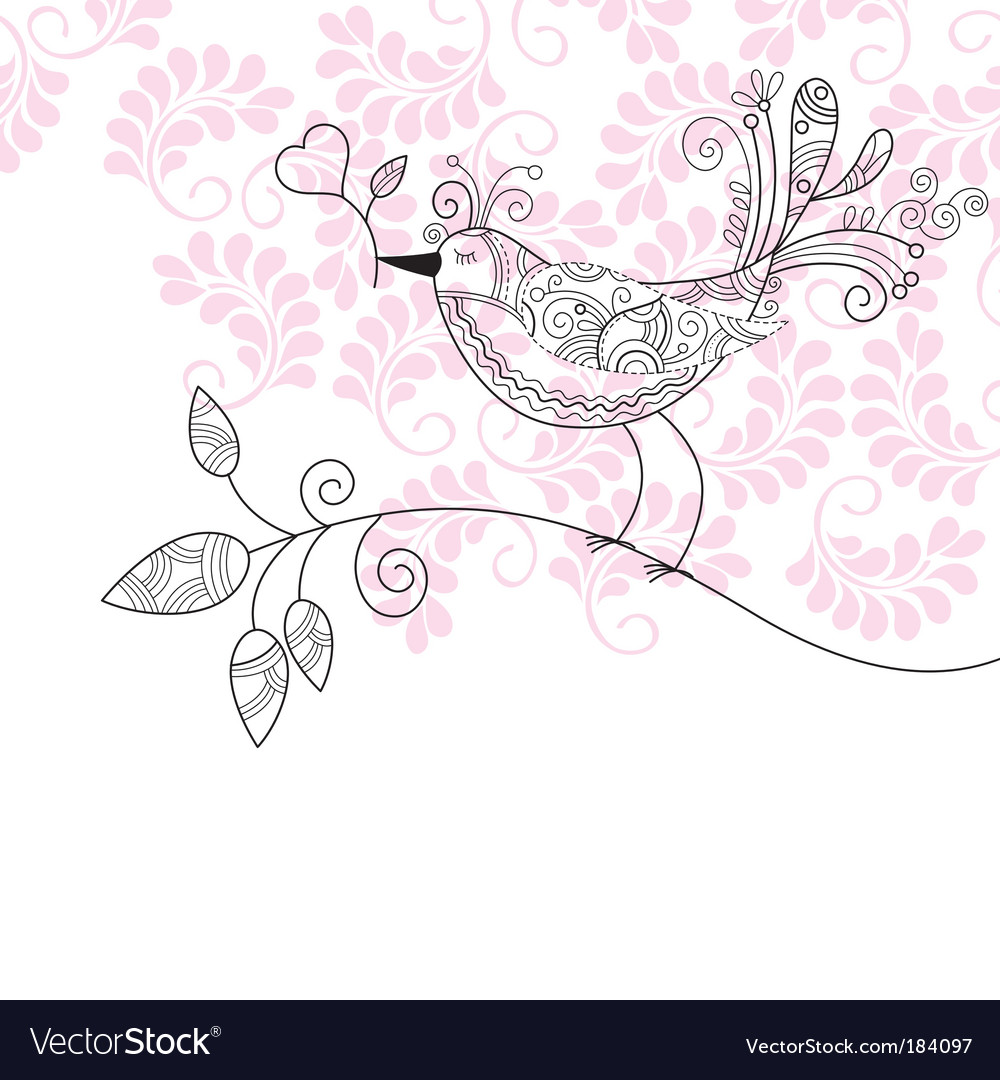 Bird background
