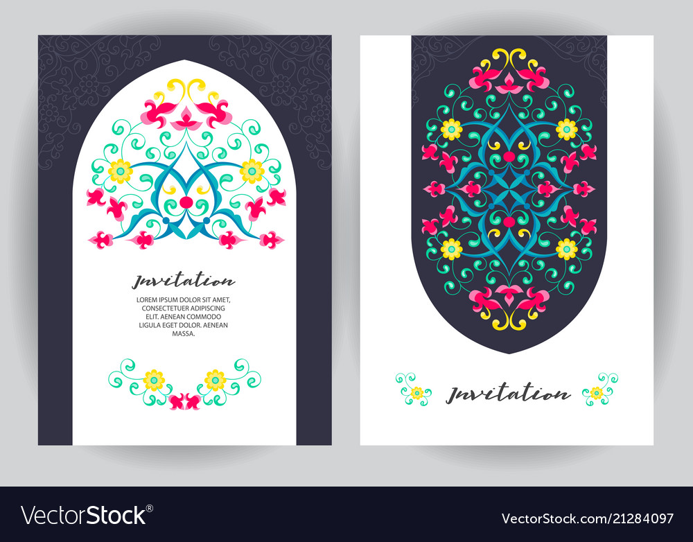 Lace decor for birthday and greeting card