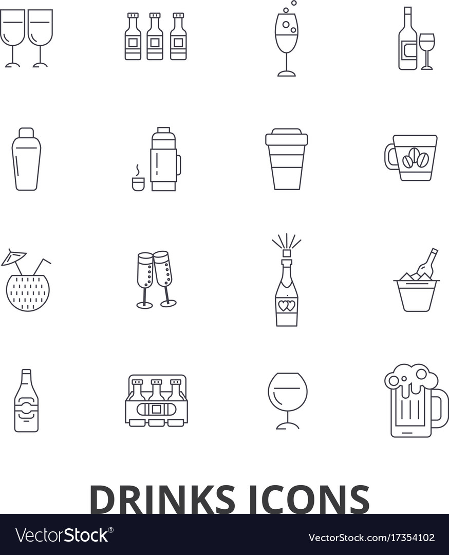 Drinks cocktail beer alcoholic drinks water