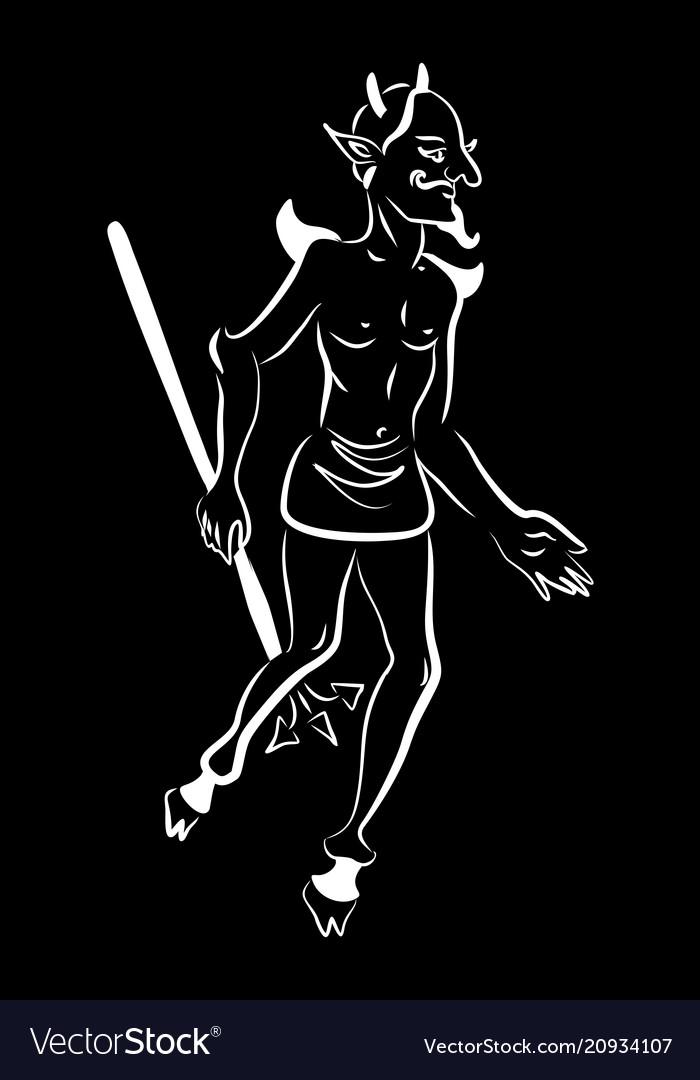 Diablo man black