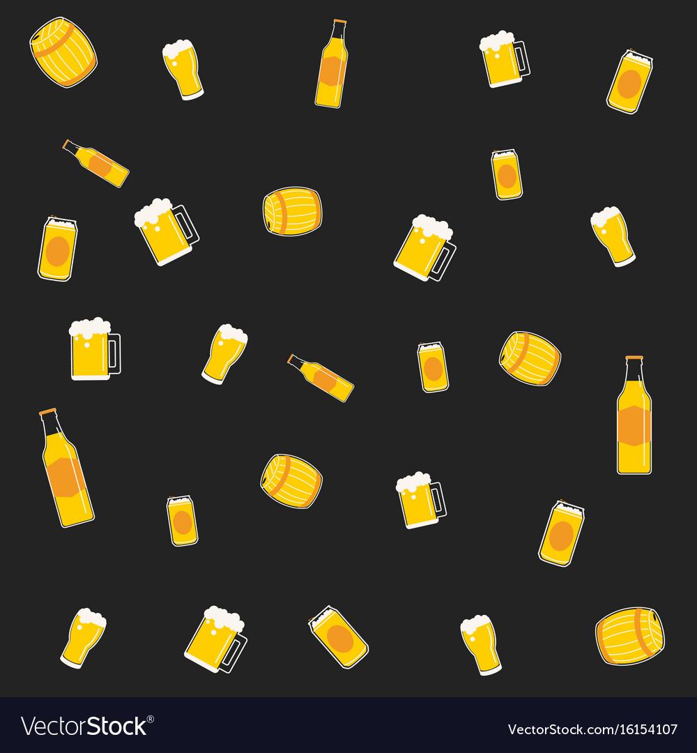 Pattern beer
