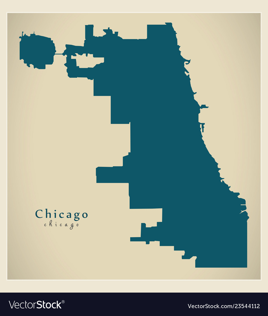 Modern map - chicago city of the usa on chicago illinois map, chicago zip code map, chicago cta map, chicago neighborhood map, airport chicago il map, chicago topographic map, chicago map usa with states, chicago map outline, chicago crime map, chicago on google maps, chicago united states map, chicago university on map, chicago on north america map, chicago loop map, lake michigan chicago map, chicago on world map, chicago street map, chicago on illinois,
