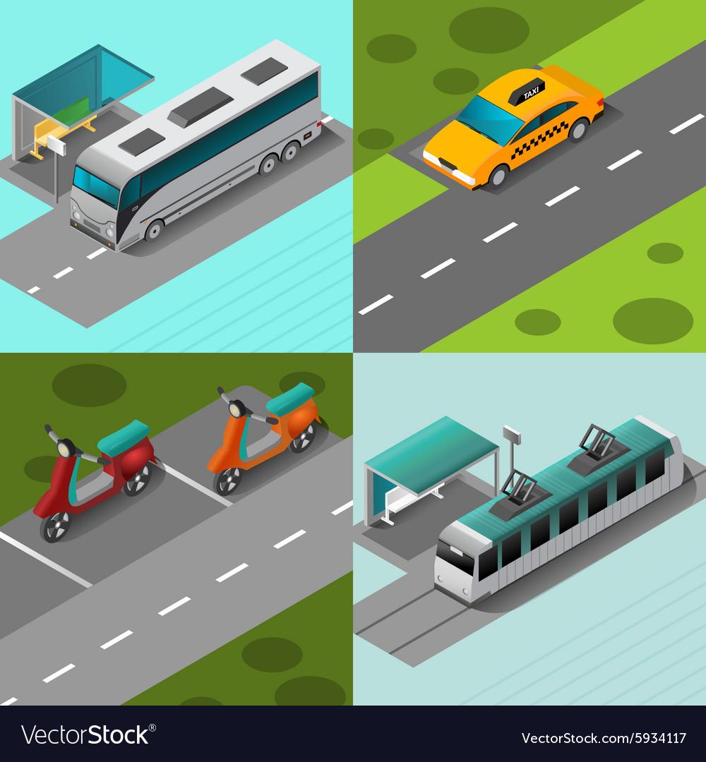 Public Transport Set