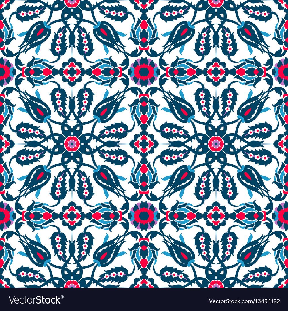 Arabesque vintage decor ornate seamless for design