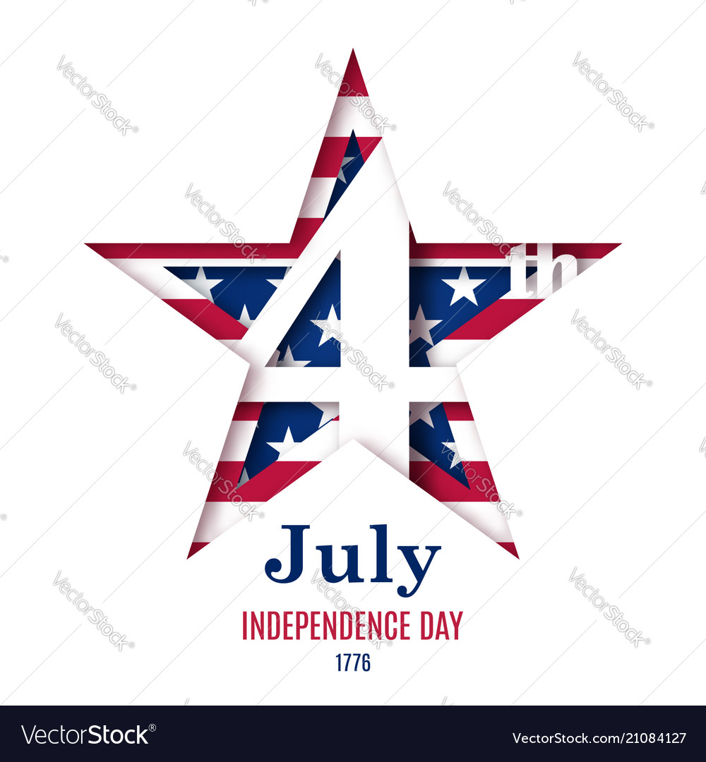 4th july independence day greeting
