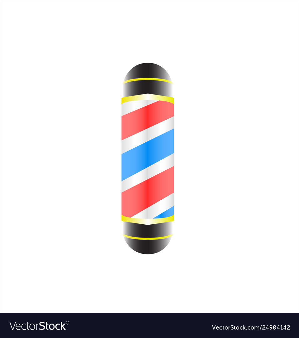 Barber shop company logo