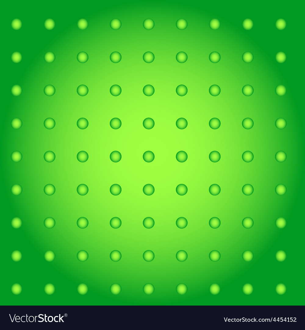 Green beads background