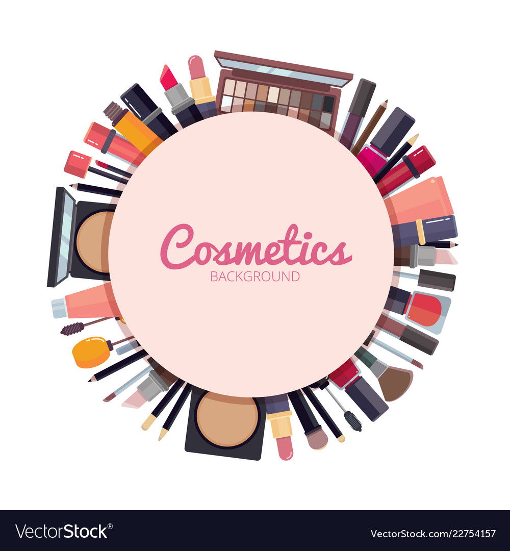 Woman Cosmetic Makeup Beauty