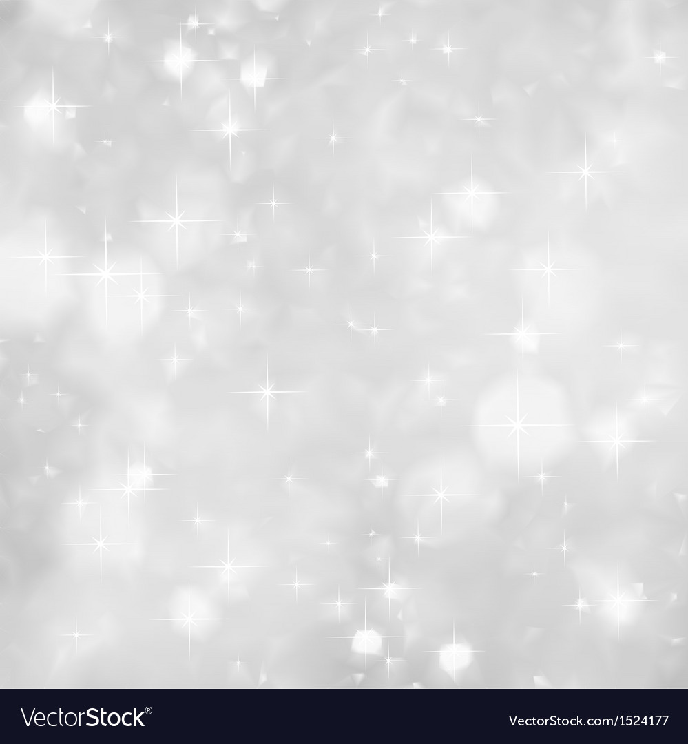 Silver Sparkles background christmas