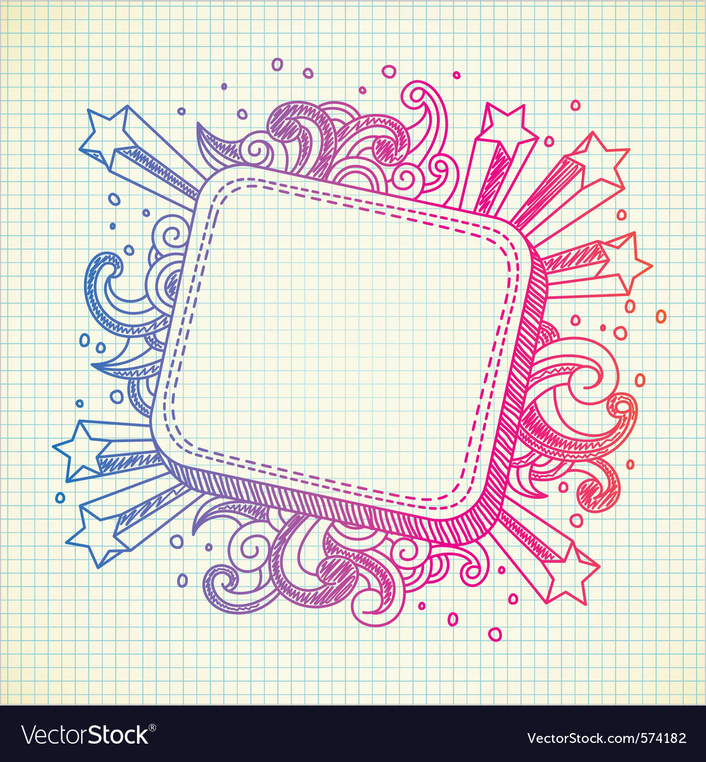 Frame doodle