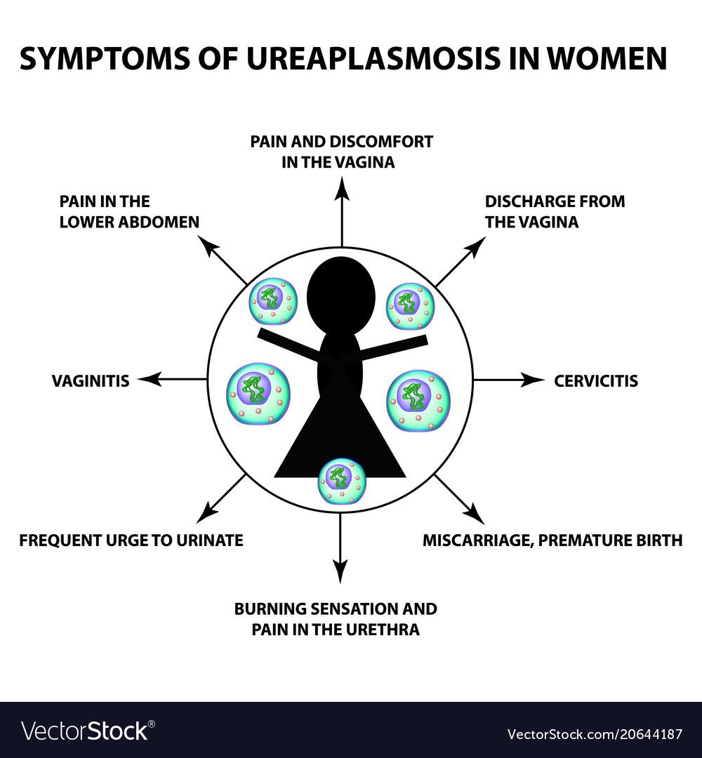 ureaplasma típusú nőknél, mint pl