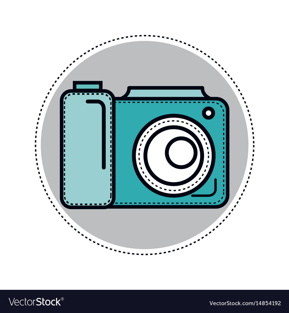 Camera sticker design