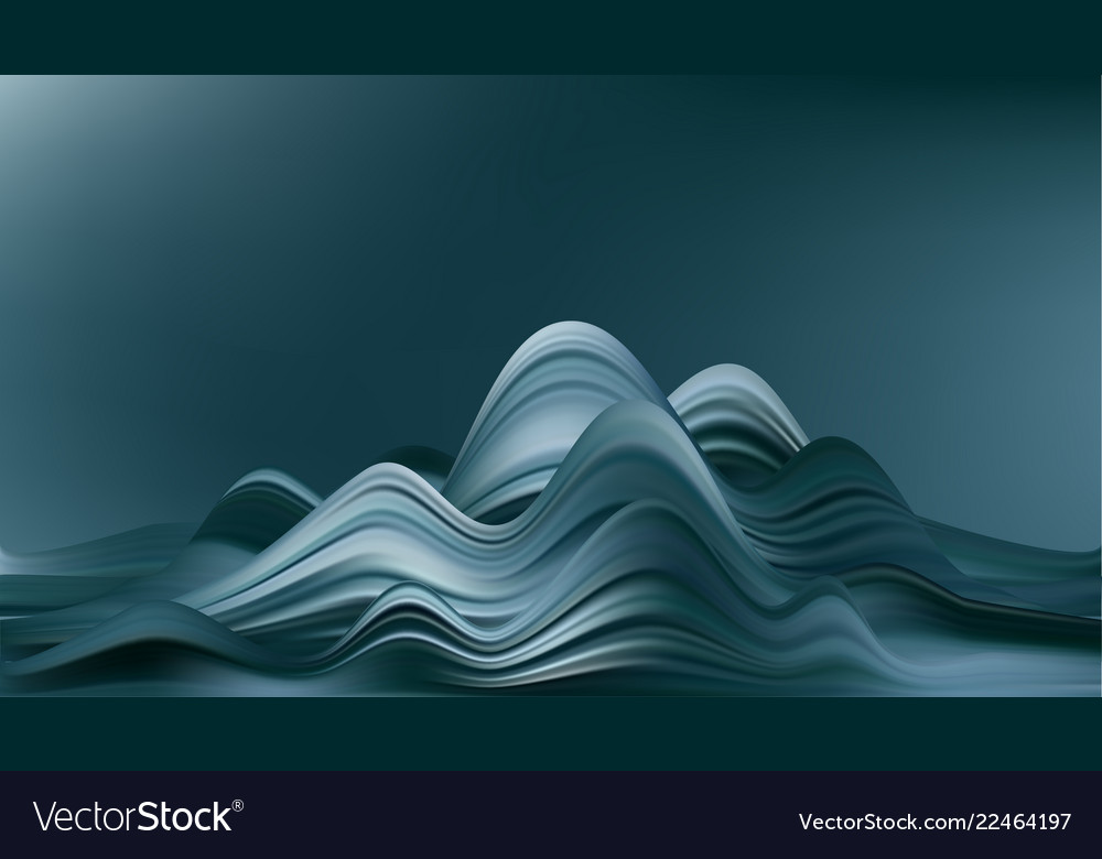 Abstract colorful background gray flow