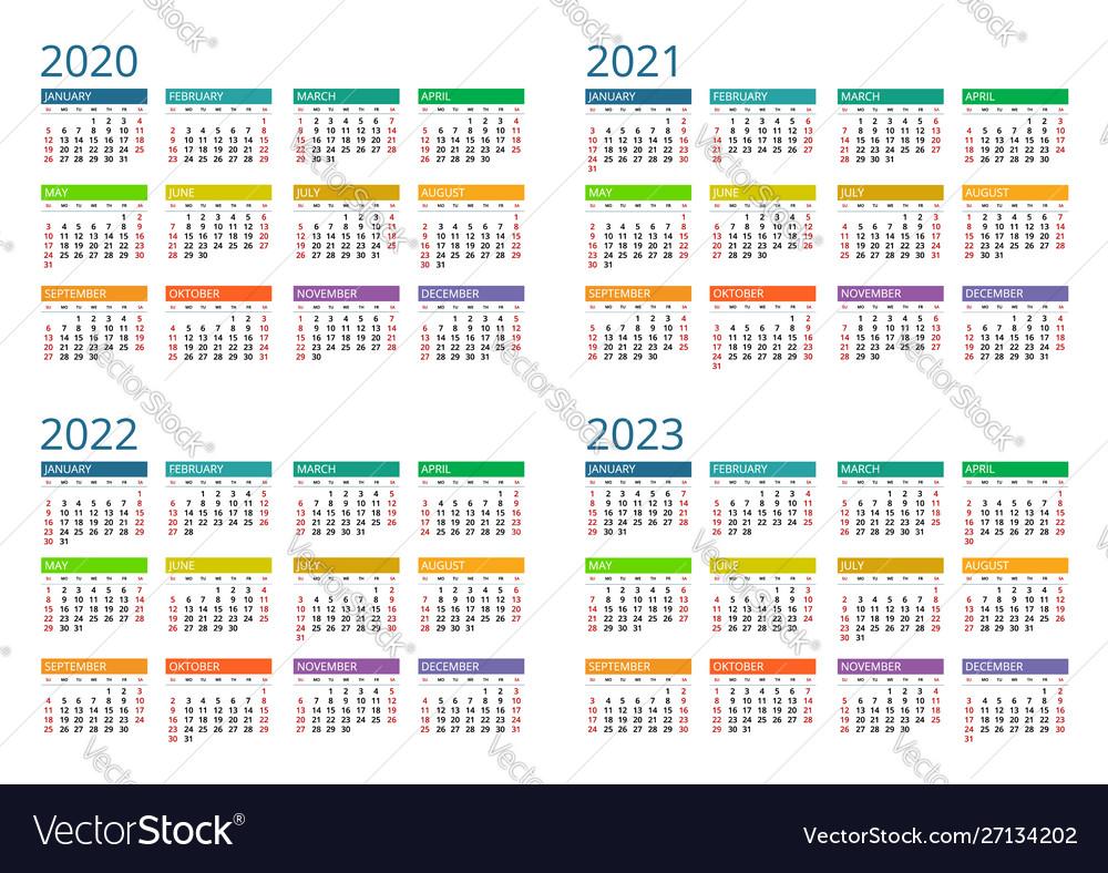Calendar 2021 2022 Planner | 2021 Calendar