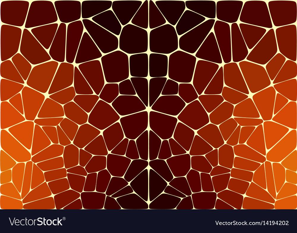 The pattern like jaguar or leopard skin