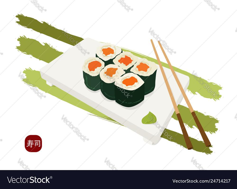 Shushi maki