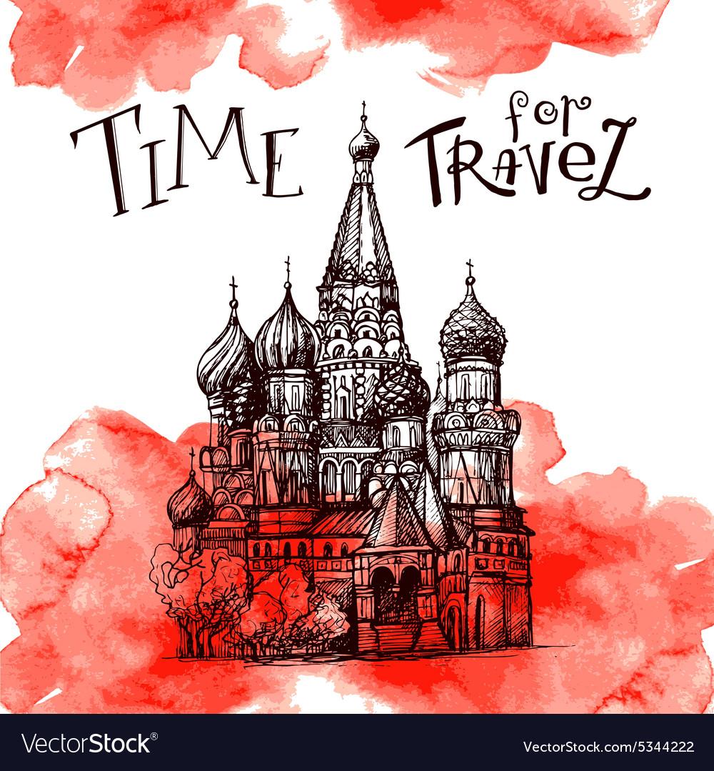 Stock World famous landmark series Kremlin