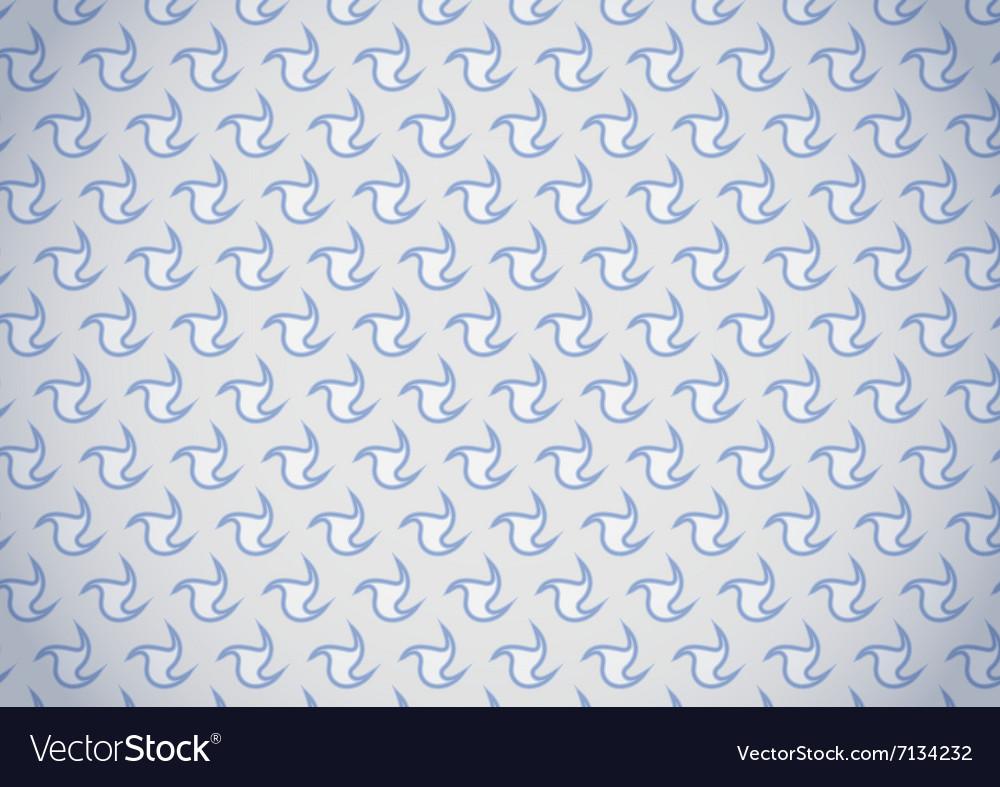 Geometry gray seamless pattern