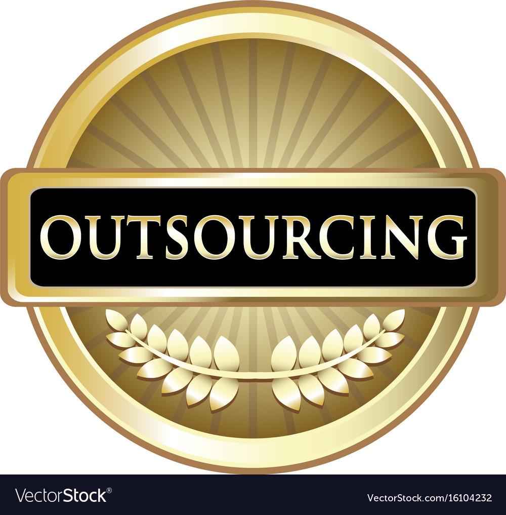 Outsourcing gold label