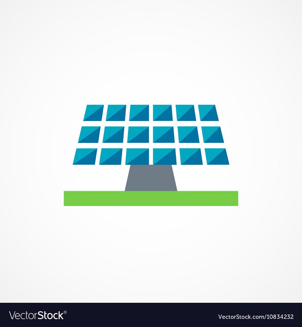 Sun battery icon