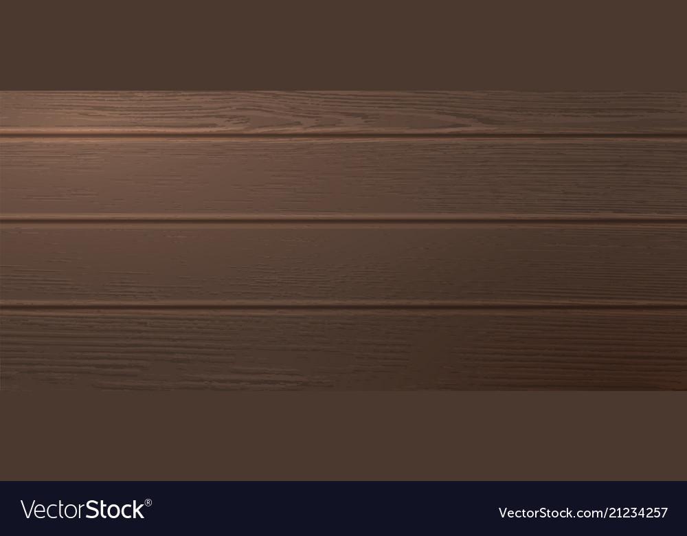 Realistic dark wooden texture