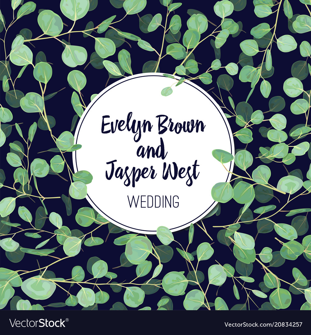 Wedding invitation save and date banner label