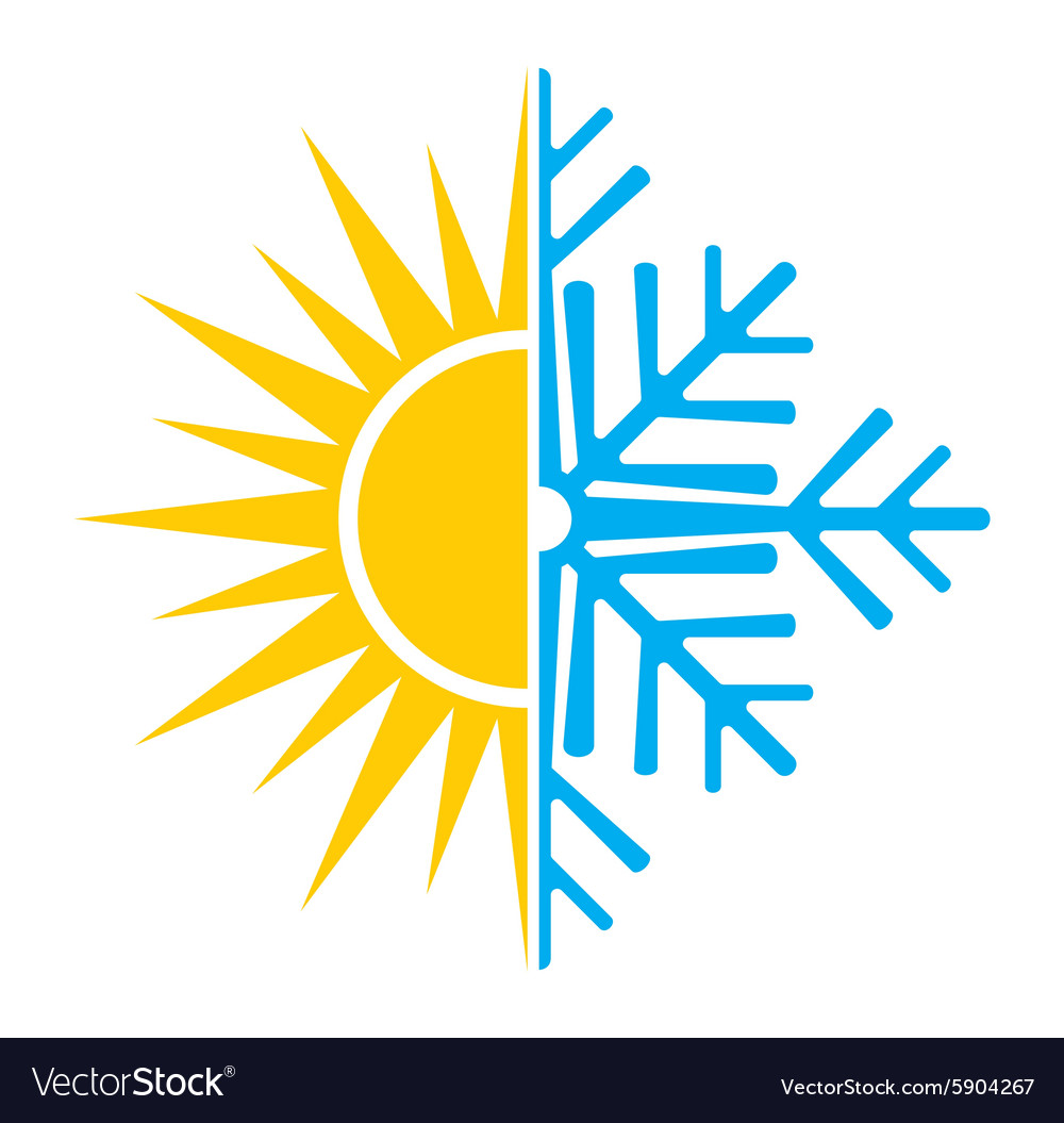 Summer winter air conditioning icon2 resize