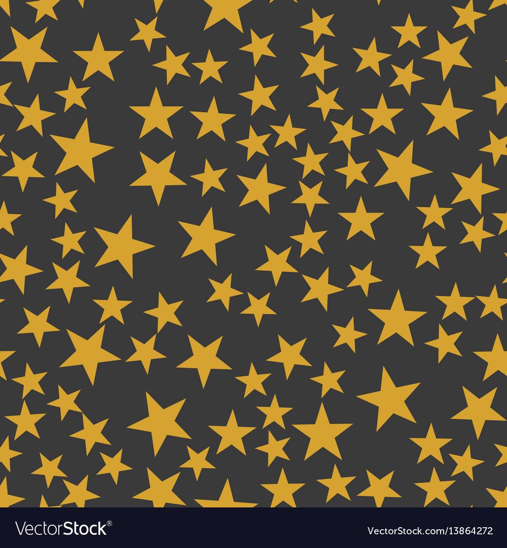 The orange stars pattern