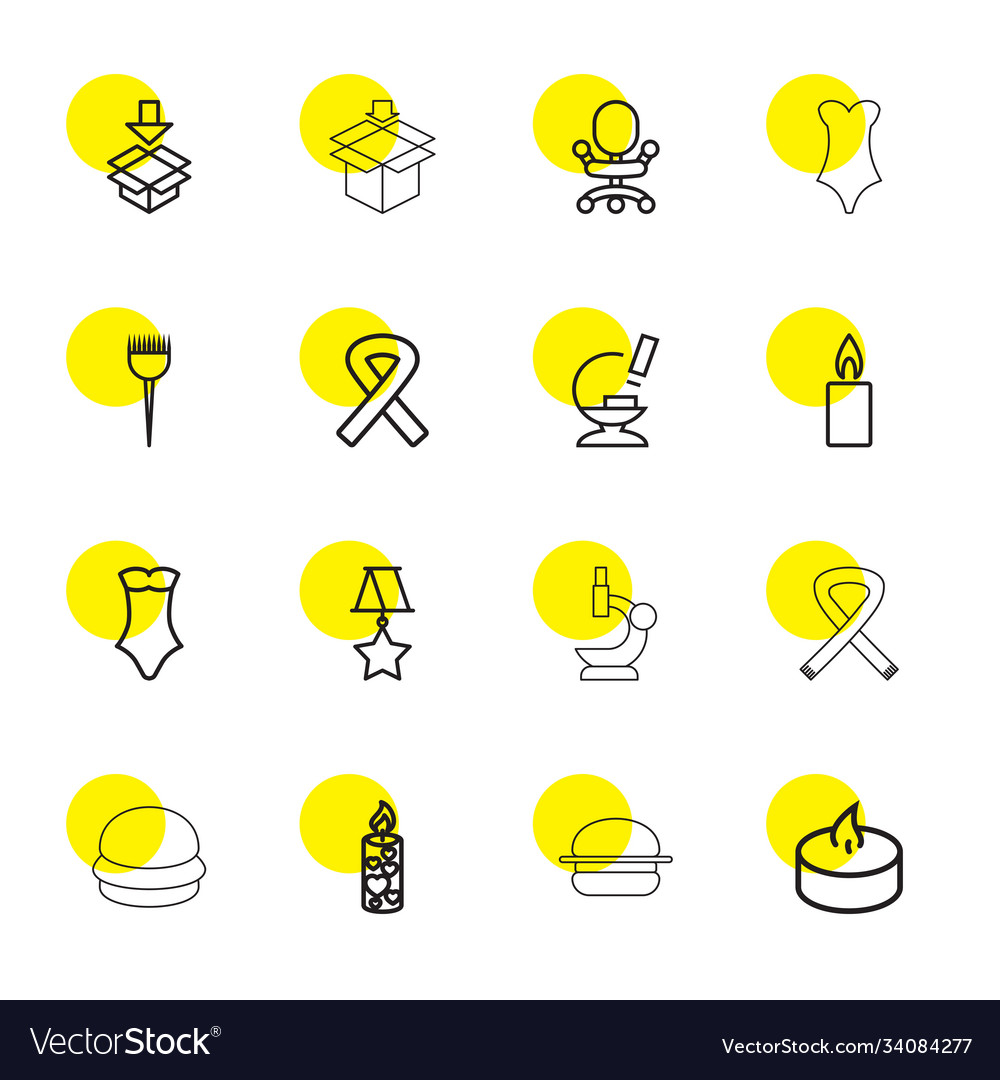 16 one icons